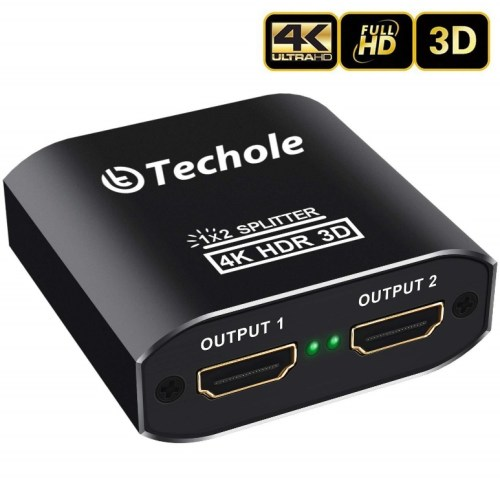 HDMI Splitter 1 In 2 Out