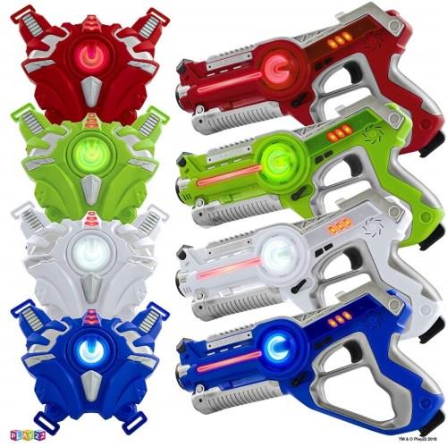 Play22 Laser Tag Sets Gun Vest