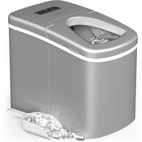 hOmeLabs Portable Ice Maker Machine for Countertop