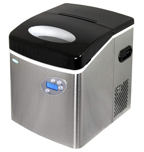 NewAir AI-215SS | Portable, Countertop Ice Maker