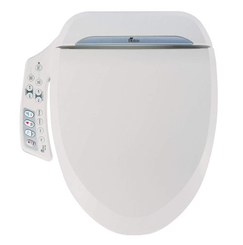 Bio Bidet Ultimate BB-600 Advanced Bidet Toilet Seat