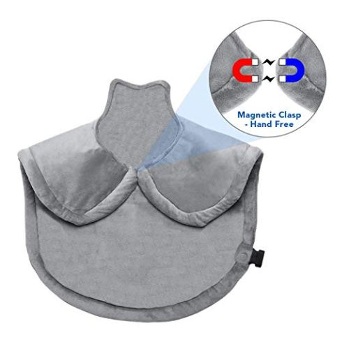 Wrap Heating Pad -Electric Heating Pad for the Neck and Shoulders