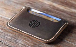 Men Front Pocket Wallets