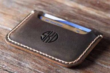 Men Front Pocket Wallets