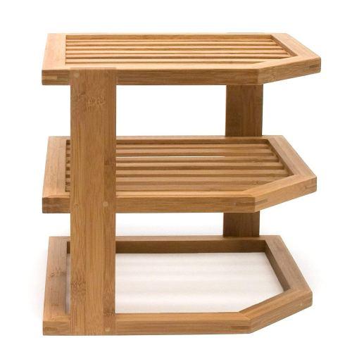 Lipper International 8883 Bamboo Wood
