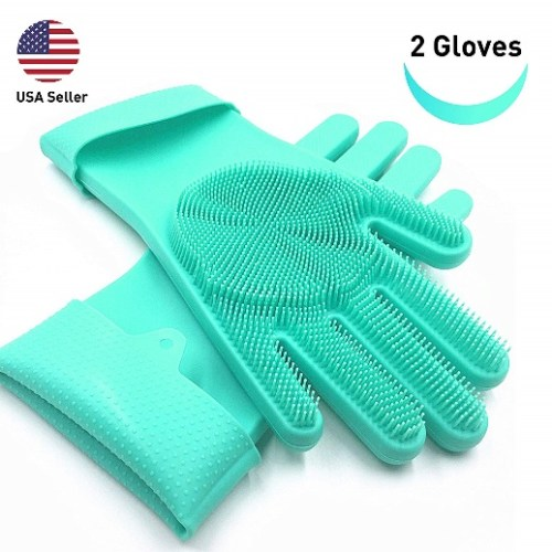 SolidScrub | Silicone Gloves