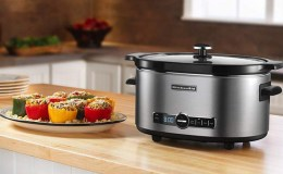 Crock Pot With Timer