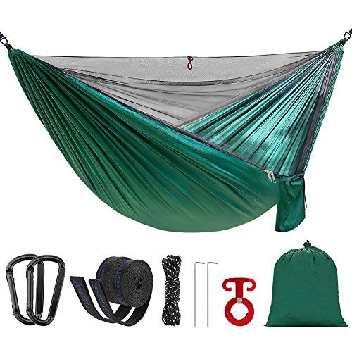 Double Single Camping Hammock