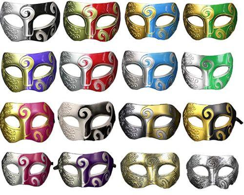 Unisex Retro Masquerade Mask