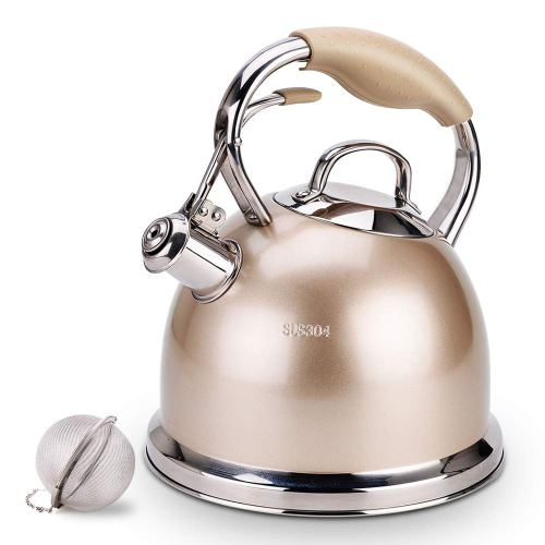Sotya Best Teakettle Whistling Stainless Steel