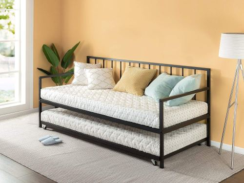 Zinus Newport Twin Daybed and Trundle Set
