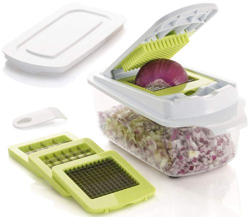 Brieftons QuickPush Food Chopper