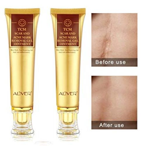 2 pack Aliver TCM Mark Removal Gel Cream