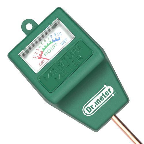 Dr.meter S10 Soil Moisture Sensor Meter Hygrometer