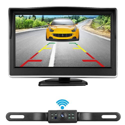 iStrong Backup Camera Wireless