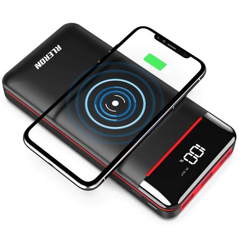 Wireless Portable Charger 25000mAh Power Bank