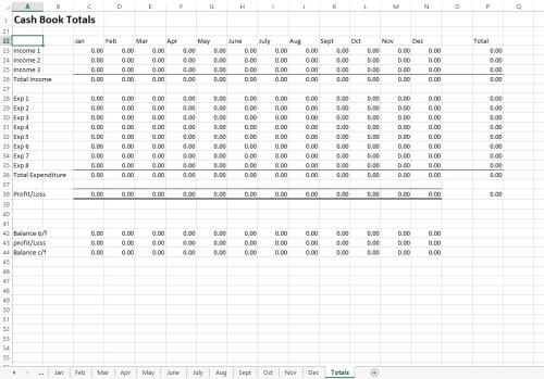 Excel Spreadsheet Training   Derby Community Accountancy Service