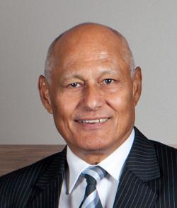 National Petroleum Company Chairman, Frank Kramer