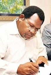 Gulf Province Governor, Havila Kavo