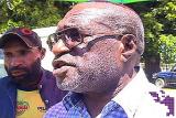 Morobe Governor, Kelly Naru