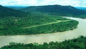 Purari River: Credit: Origin Energy