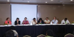 PNG Women's Chamber of Commerce and Industry forum.