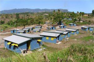 Fiji houses