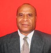 Works Minister, Francis Awesa