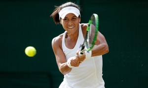 Heather Watson. Credit: The Guardian