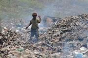 Baruni dump. Credit: Operation Food for Life