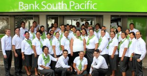 Bank South Pacific's expansion to drive growth in Pacific Island economies