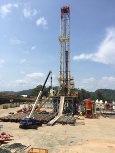 Resource projects are part of PNG's future. Source: InterOil