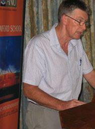 The PPAP's Dr John Moxon. Credit: Malum Naru
