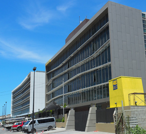 Harbourside street view. Source: Business Advantage International
