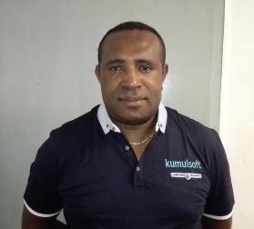 Kumulsoft's CEO, Marsh Narewec.