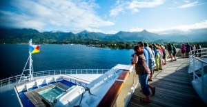 Five questions for the IFC's Dina Nicholas on growing cruise line tourism in Papua New Guinea and Solomon Islands