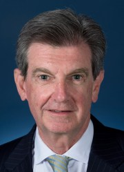 Australian High Commissioner, Bruce Davis.