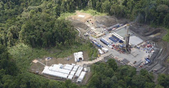Repsol operations Source: Repsol