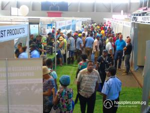 Second annual PNG real estate show hailed a huge success!
