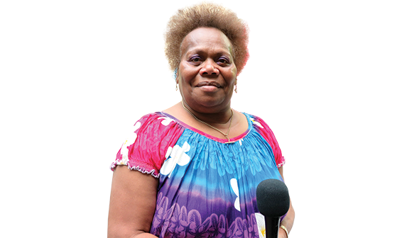 Caroline Tiriman: Papua New Guinea's runaway broadcaster - Business