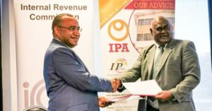 MoU IRC and IPA