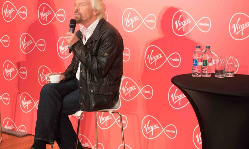 What makes Richard Branson different from other Entrepreneurs?