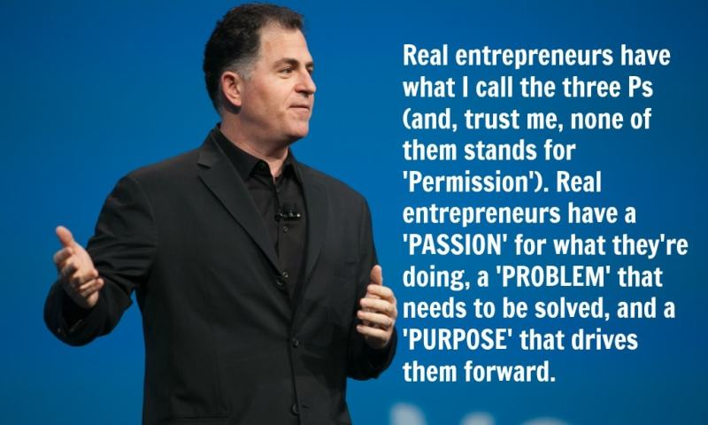 11 Personality Traits of Michael Dell