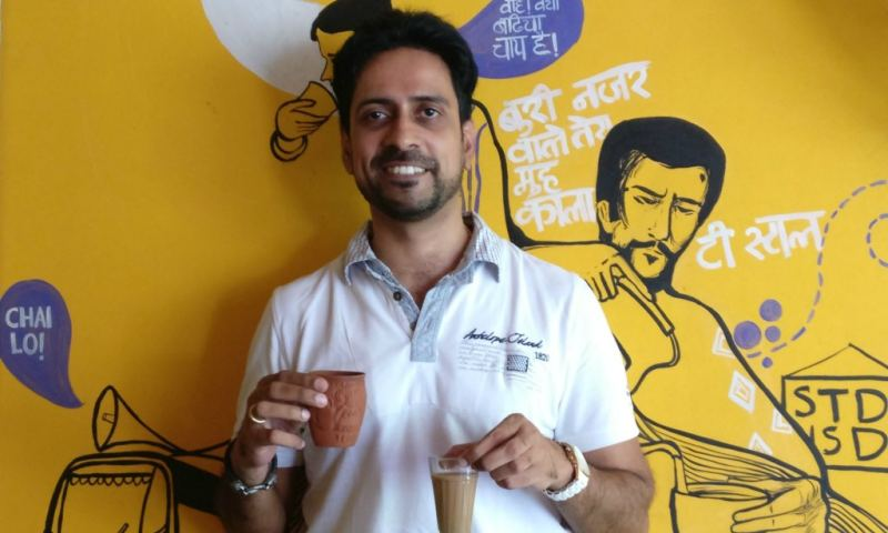 Chaipatty Teafe – An Inspiring Story of Chirag Yadav