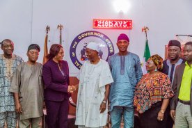 Image result for NNPC partners Osun govt on renewable energy