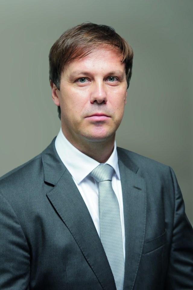 Lars Richter, Julius Berger CEO, receives global best practice award