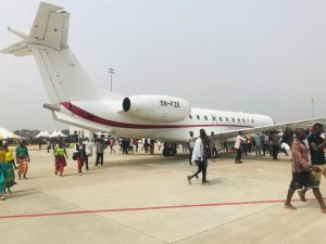 N60bn Bayelsa Airport not certified to operate due to safety, security concerns, says NCAA