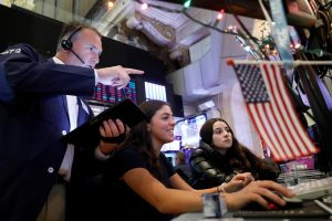 Stocks close lower on worries about weak factory activity