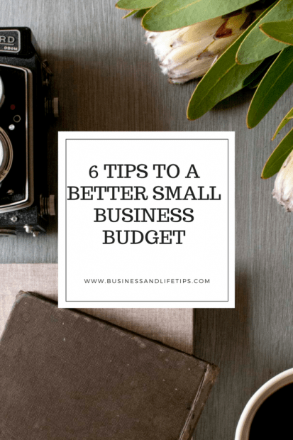 How to create a better small business budget