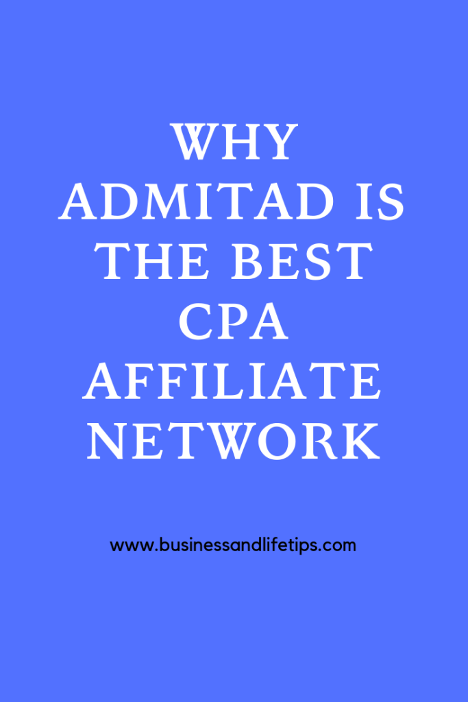 Why admitad is the best CPA Affiliate Network